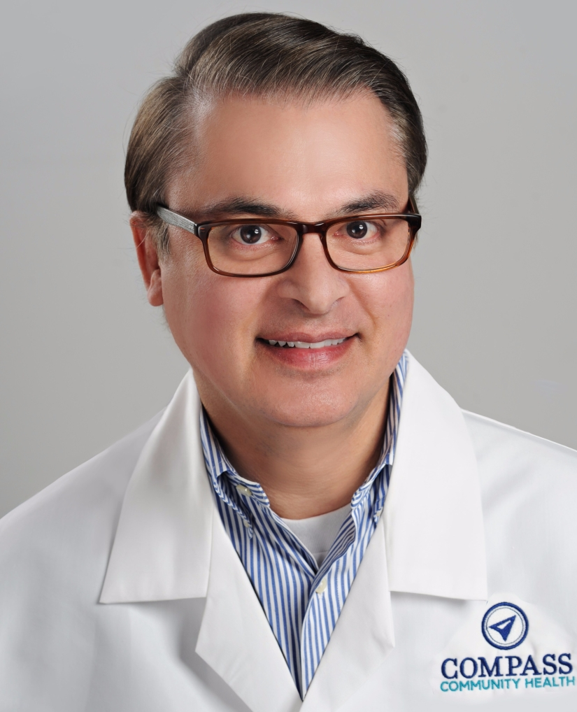 Compass Medical Director Dr. John Turjoman